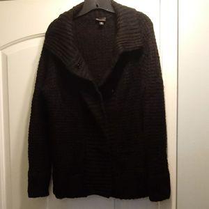 Torrid knit plush sweater